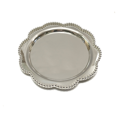 NCSA101 - Silver Plated Tray