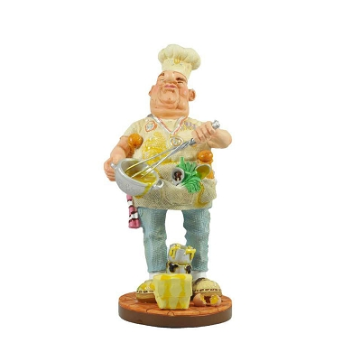 PRO32 - The Small Chef Figurine