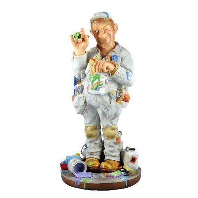 PRO38 - The Painter Figurine